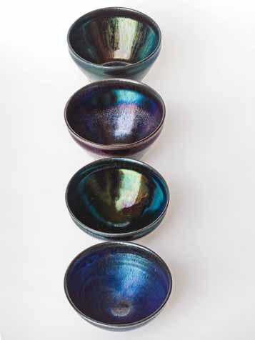 Tenmoku bowls