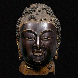 重要文化財 仏頭 奈良・興福寺