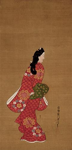 名作誕生 つながる日本美術