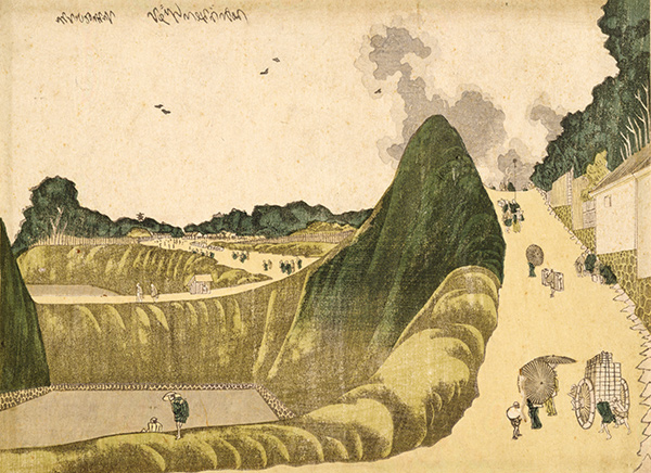 くだんうしがふち 長谷川等伯筆 安土桃山時代・16世紀 東京国立博物館蔵