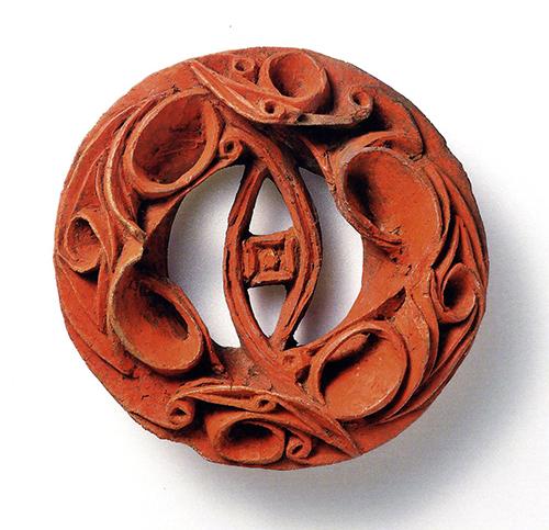 重要文化財 土製耳飾
