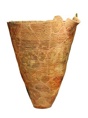 重要文化財 片口付深鉢形土器