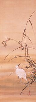 花鳥十二ヶ月図