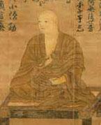 重要文化財 弘法大師像(談義本尊)(部分)