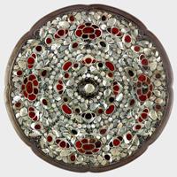 平螺鈿背八角鏡 唐時代・8世紀 正倉院宝物
