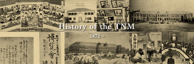 History of the TNM 1872~