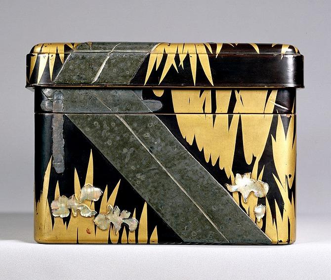 "Image of ""Writing box."""