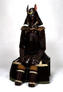 "Image of ""Armor of gusoku type."""