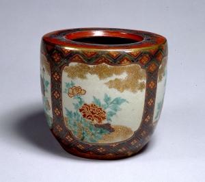"Image of ""Water jar, Studio of Ninsei,"""