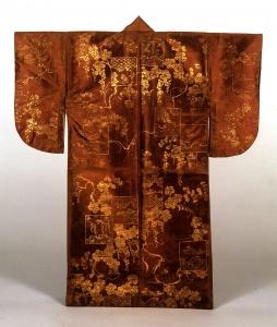 "Image of ""Surihaku (Noh costume)."""