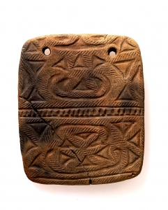 """Image of """"Clay tablet."""""""