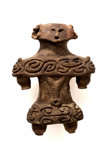 "Image of ""Dogu (clay figurine)"""