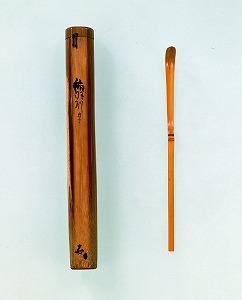 "Image of ""Powder-tea spoon, bamboo."""