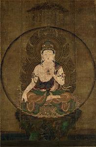 『虚空蔵菩薩像(こくうぞうぼさつぞう)』の画像