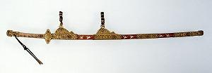 "Image of ""Sword mounting of kazari-tachi type."""