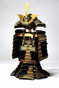 "Image of ""Armor of domaru type."""