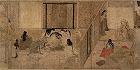 "Image of ""Gaki Zoshi (Scroll of hungry ghosts)."""