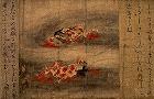 "Image of ""Jigoku Zoshi (Scroll of the Hells)."""