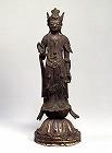 "Image of ""Standing Avalokitesvara."""