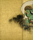 """Image of """"Wind God and Thunder God."""""""