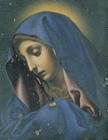 『重要文化財 聖母像(親指のマリア) イタリア 17世紀 長崎奉行所旧蔵品(宗門蔵保管) 』の画像
