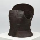 "Image of ""Short Cuirass, Banded style with horizontal iron bands joined with leather, From Eta-Funayama Tumulus, Nagomi-cho, Tamana-gun, Kumamoto, Kofun period, 5th - 6th century, (National Treasure)"""