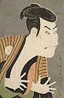 "Image of ""Actor Otani Oniji 3rd as Edobei, By Toshusai Sharaku, Edo period, 1794 (Important Cultural Property)"""