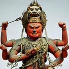 "Image of ""Standing Bosatsu (Bodhisattva), Kamakura period, 13th century (Important Cultural Property)"""
