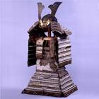 "Image of ""Armor with White Lacing, Kamakura period, 14th century, (National Treasure, Lent by Hinomisaki-jinja, Shimane)"""