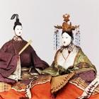 "Image of ""Hina Dolls, Kokin-bina type (detail), 1827(Gift of Ms. Yamamoto Yoneko)"""