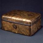 『重要文化財 扇散蒔絵手箱 室町時代・15世紀』の画像
