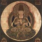 "Image of ""Ichijikinrin (Ekaksara-usnisacakra) (detail), Kamakura period, 13th century (Important Art Object, No Plan to exhibit)"""