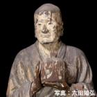 "Image of ""Standing Mujaku Bosatsu (Asanga Bodhisattva), By Unkei, Kamakura period, ca. 1212 (Kenryaku 2),  Kohfukuji, Nara (National Tresure) Photo: Tomohiro Muda"""
