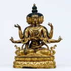 "Image of ""Seated Usnisavijaya, China, Qing dynasty, 17th–18th century"""