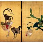 博物館 美術館 展示 創刊記念『國華』130周年・朝日新聞140周年特別展「名作誕生-つながる日本美術」