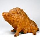 『野猪 石川光明作 大正元年(1912) 石川光明氏寄贈』の画像