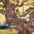 本展は、「日本美を守り伝える『紡ぐプロジェクト』―皇室の至宝・国宝プロジェクト―」の一環として開催する特別展です。皇室ゆかりの名品である狩野永徳筆「唐獅子図屏風」と、永徳最晩年の作である国宝「…