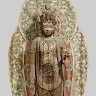 『国宝 十一面観音菩薩立像 平安時代・9~10世紀 奈良・室生寺蔵 』の画像