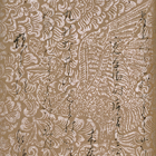 """Image of """"Collection of Japanese Poems Ancient and Modern (First Volume of the Gen'ei Version) (detail), Heian period, 12th century (National Treasure)"""""""