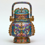"""Image of """"Decorative Art of the Qing Dynasty"""""""