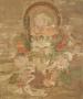 "Image of ""National Treasure Gallery: Rasetsuten, One of the Twelve Devas"""