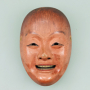 """Image of """"Costumes and Masks of the Noh Play Shōjō"""""""
