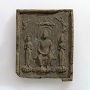 """Image of """"Tiles with Images of Buddhist Deities"""""""