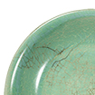 Dish, Celadon glaze