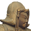 Standing Bishamonten (Vaisravana)