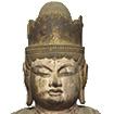 Standing Kichijoten (Srimahadevi)