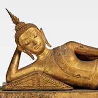 10. 仏陀涅槃像