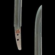 3. 重要文化財 短刀(銘 左安吉)