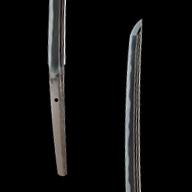 10. 国宝 刀(無銘 亀甲紋)