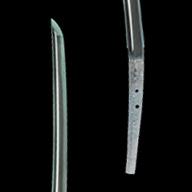 1. 太刀(銘 正恒)